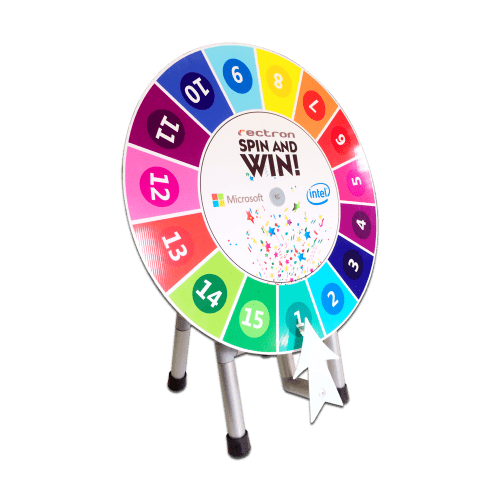 spin the wheel to win iphone 6