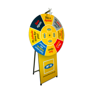 C 17_4 - Maxi Spin n Win (Spinning) Wheel + front Branding - 2 copy (Custom)