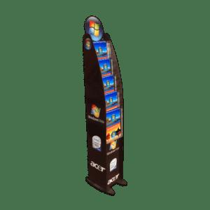 C 2_1 - Brochure Dispenser Standard - 1 copy (Custom)