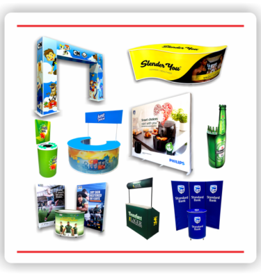 BRAND ACTIVATION, EVENTING & EXPO DISPLAY HARDWARE
