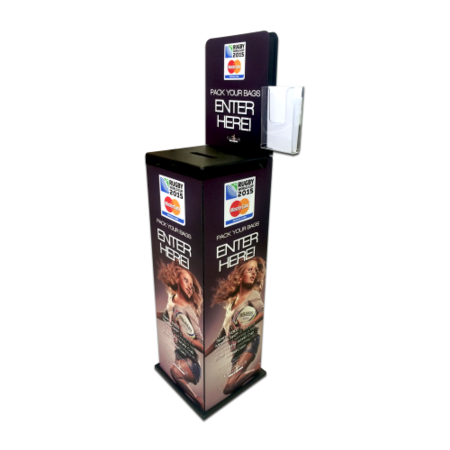 Entry Form Box / Elite