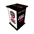 Maxi Square Demo Plinth / + Header Option